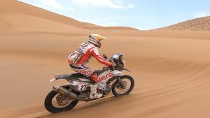 Dakar 2019: Oriol Mena continues strong form, CS Santosh crashes out on Stage 5