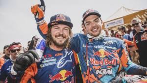 Dakar 2019: Heroic Toby Price powers through to second Dakar win