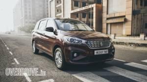 BSVI-compliant Maruti Suzuki Ertiga MPV launched in India at Rs 7.54 lakh