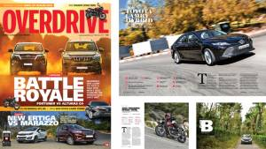 OVERDRIVE's February 2019 issue is now on stands!