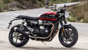 2019 Triumph Speed Twin to be launched in India today