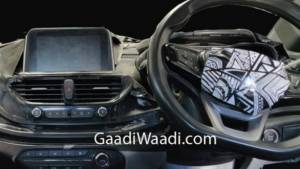 Tata 45X premium hatchback interior details revealed