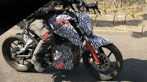Tork T6X spied testing in India, to be launched by end 2019