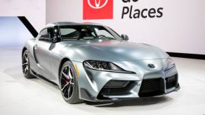 2020 Toyota Supra officially revealed