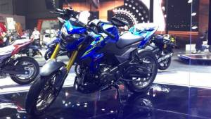 Suzuki will soon launch the GSX-S300 in China