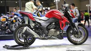 Suzuki Gixxer 250 could launch in India by mid-2019