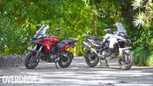 2019 Benelli TRK 502 and TRK 502 X first ride review