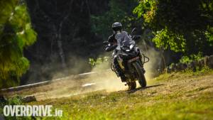 2019 Benelli TRK 502 X road test review