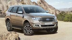 2019 Ford Endeavour to be launched in India by February end