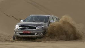 2019 Ford Endeavour First Drive Review