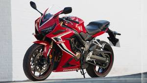2019 Honda CBR650R will be sold through Honda's 22 Wing World dealerships in India