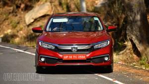 Variants Explained: 2019 Honda Civic India-spec