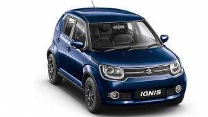 2019 Maruti Suzuki Ignis variants explained