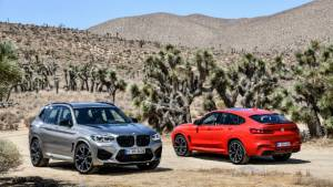 2019 BMW X3 M and X4 M performance SUVs unveiled internationally