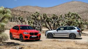Image gallery: 2019 BMW X3 M and X4 M