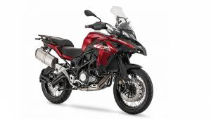Benelli TRK 502 and 502X adventure tourer motorcycles to be launched in India today