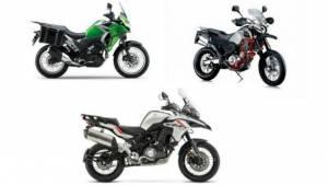 Spec Comparo: Benelli TRK 502X vs Kawasaki Versys X 300 vs SWM SuperDual T