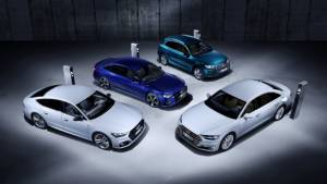 2019 Geneva Motor Show: Plug-in hybrid Audi Q5, A6, A7 and A8 revealed