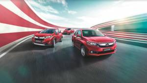 2019 Honda Amaze, Jazz, and WR-V Exclusive editions launched