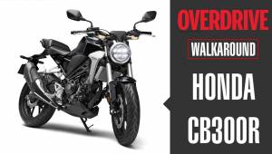 Honda CB300R quick walkaround