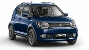 Updated 2019 Maruti Suzuki Ignis launched in India at Rs 4.79 lakh
