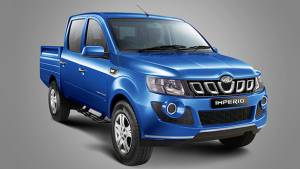 Mahindra Imperio pick-up truck to be recalled in India