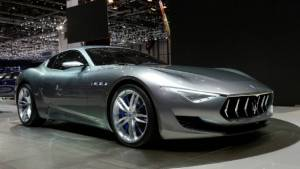 Maserati to revamp its Modena plant for Alfieri?
