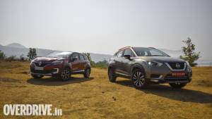 Non-traditional siblings: Renault Captur and Nissan Kicks