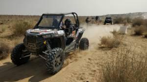 Ultimate Desert Challenge 2019: Kabir Wairaich and Amber Udasi defend Offroad title