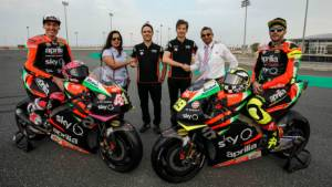 Gulf Oil and Piaggio Group sign multi-year MotoGP partnership