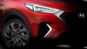 2019 Geneva Motor Show: Hyundai Tucson N Line teased