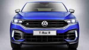 Image gallery: 2019 Volkswagen T-Roc R