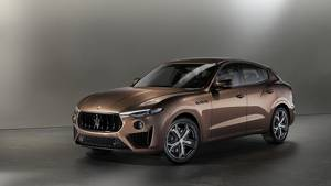2019 Geneva Motor Show: Maserati Levante Trofeo Launch Edition unveiled