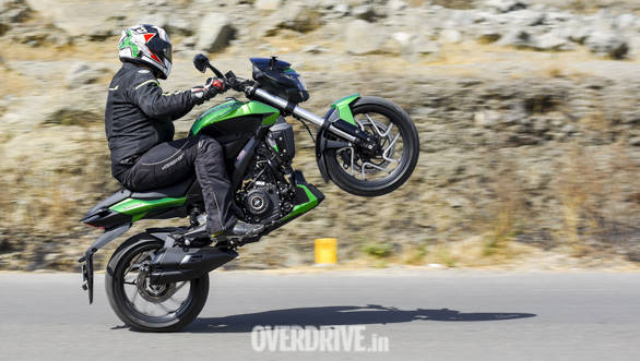 2019 Bajaj Dominar 400 first ride review