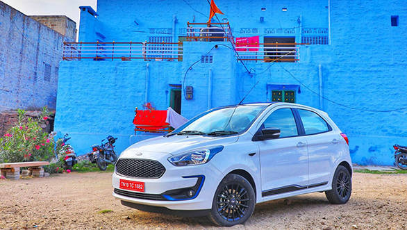 Image gallery: 2019 Ford Figo facelift