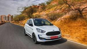 2019 Ford Figo facelift prices revised