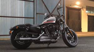 Image Gallery: 2019 Harley-Davidson Forty-Eight Special