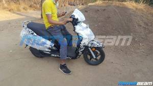 2019 Honda Activa 6G spotted on test - launch expected soon