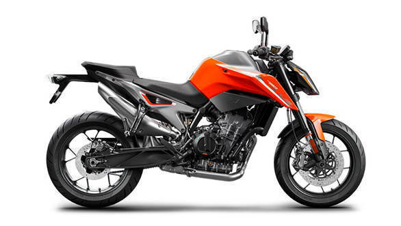Live Updates: KTM 790 Duke launching in India today