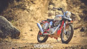 Royal Enfield Bullet Trials Works Replica priced at GBP 4699 in the UK