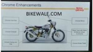 2019 Royal Enfield Bullet Trials 350 and 500 details leaked