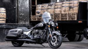 2019 Jack Daniel's limited edition Indian Springfield Dark Horse revealed