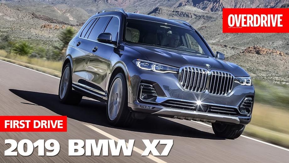 2019 Bmw X7 First Drive