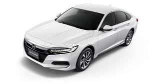 Image gallery: 2020 Honda Accord Hybrid sedan