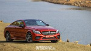Mercedes-AMG C43 coupe road test review