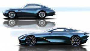 Aston Martin DBS GT Zagato can be bought only with the the DB4 GT Zagato Continuation