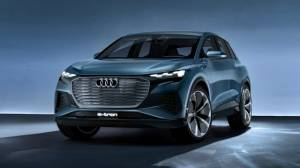2019 Geneva Motor Show: Audi Q4 e-tron concept grows the German's EV tribe