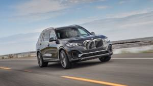 India-bound BMW X7 SUV first drive review