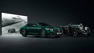 2019 Geneva Motor Show: Bentley Continental GT Number 9 Edition unveiled