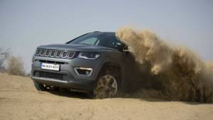 Special feature: Exploring Rajasthan in the Jeep Compass